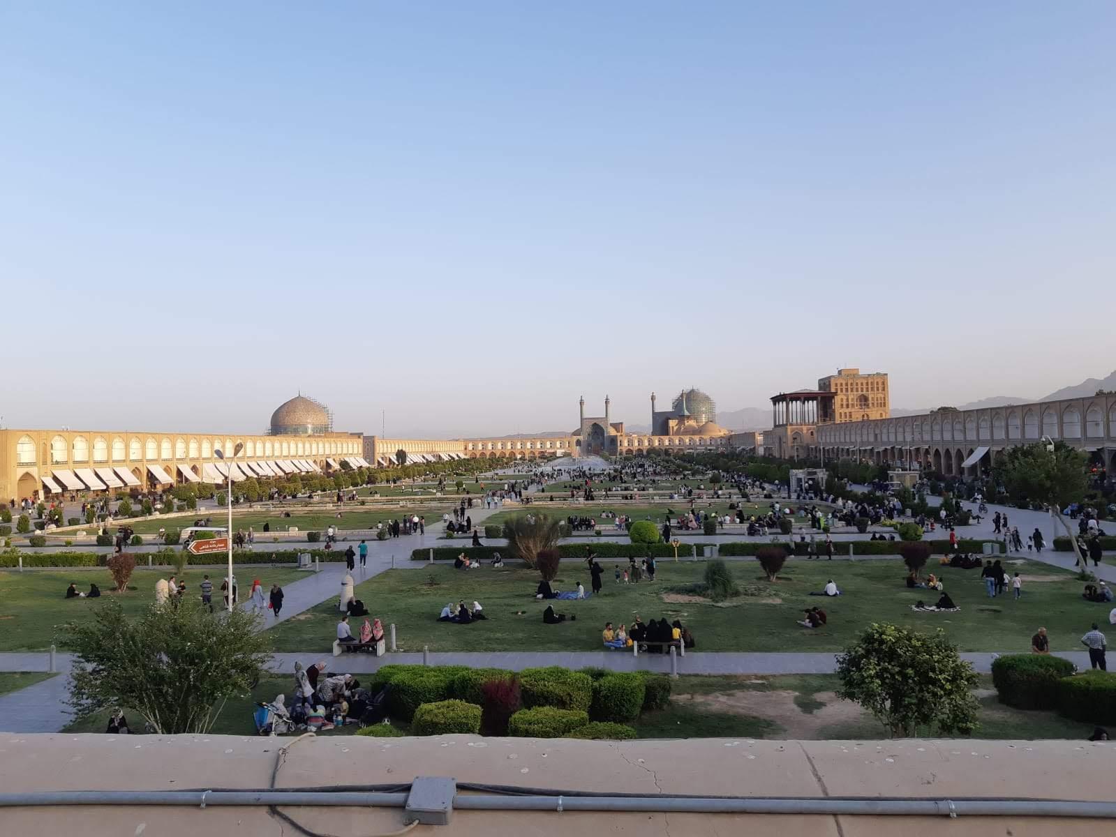 Tour Iran 4-11 aprile 2020